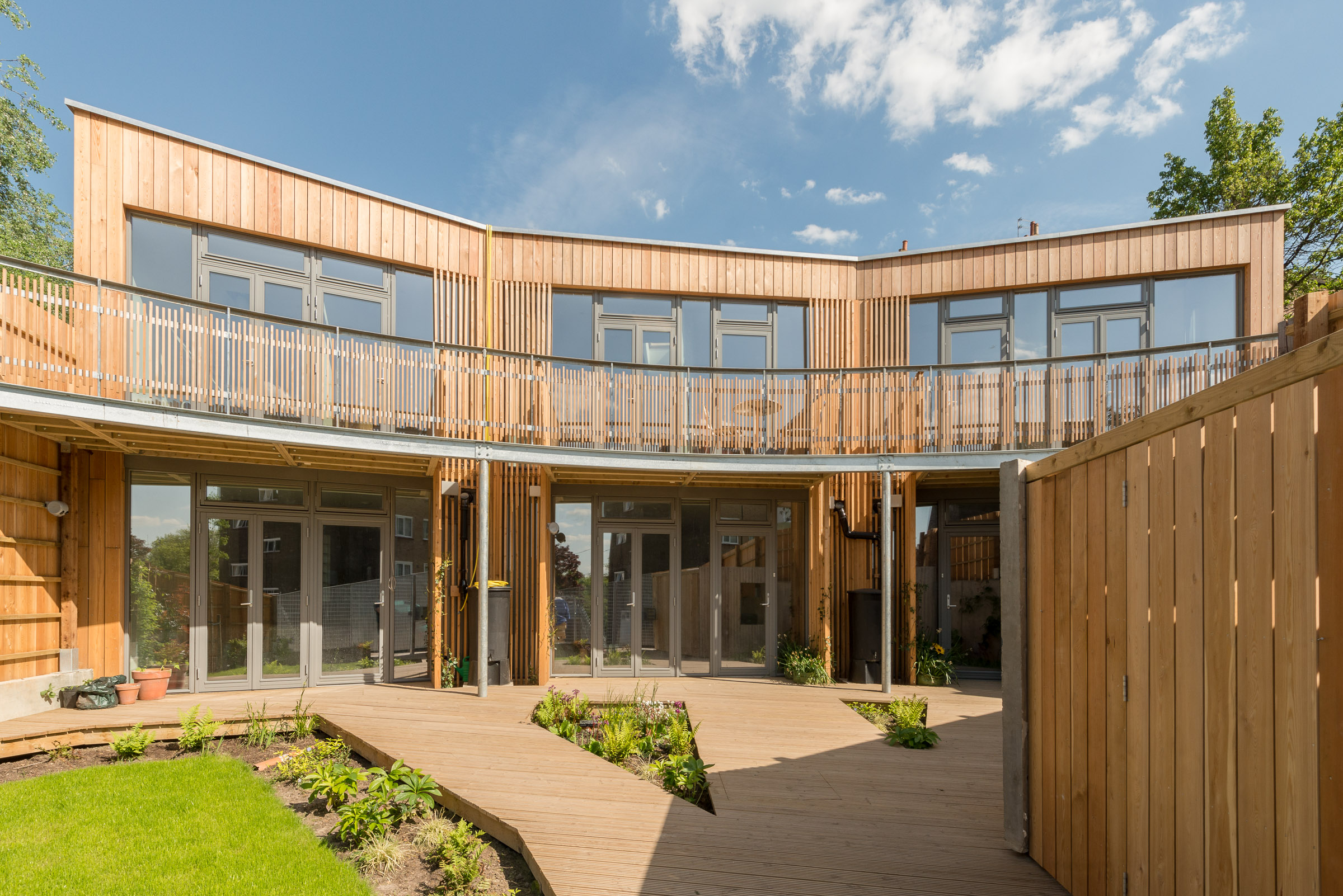 House 1, Eco Vale Wood Vale, London SE23 | The Modern House