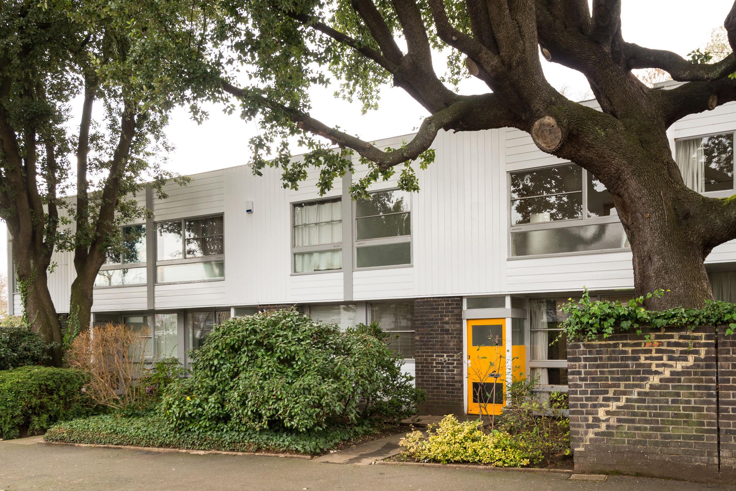Brooklands park i london se3 the modern house