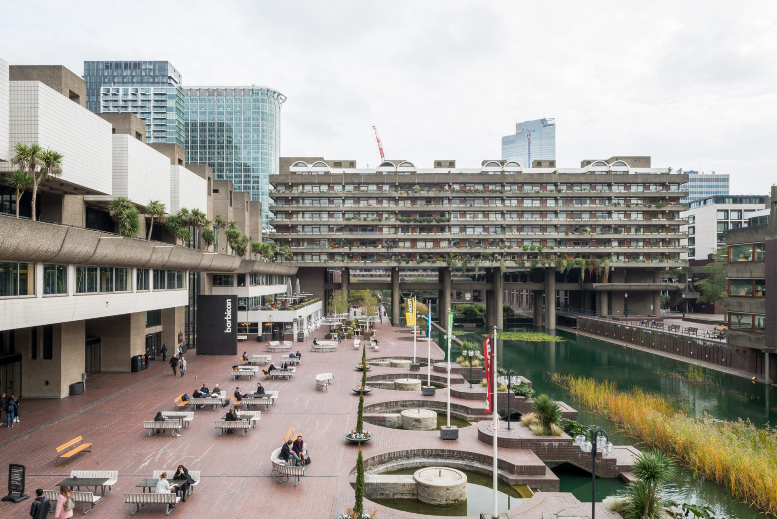 Life in Barbican 1969– Archive Footage